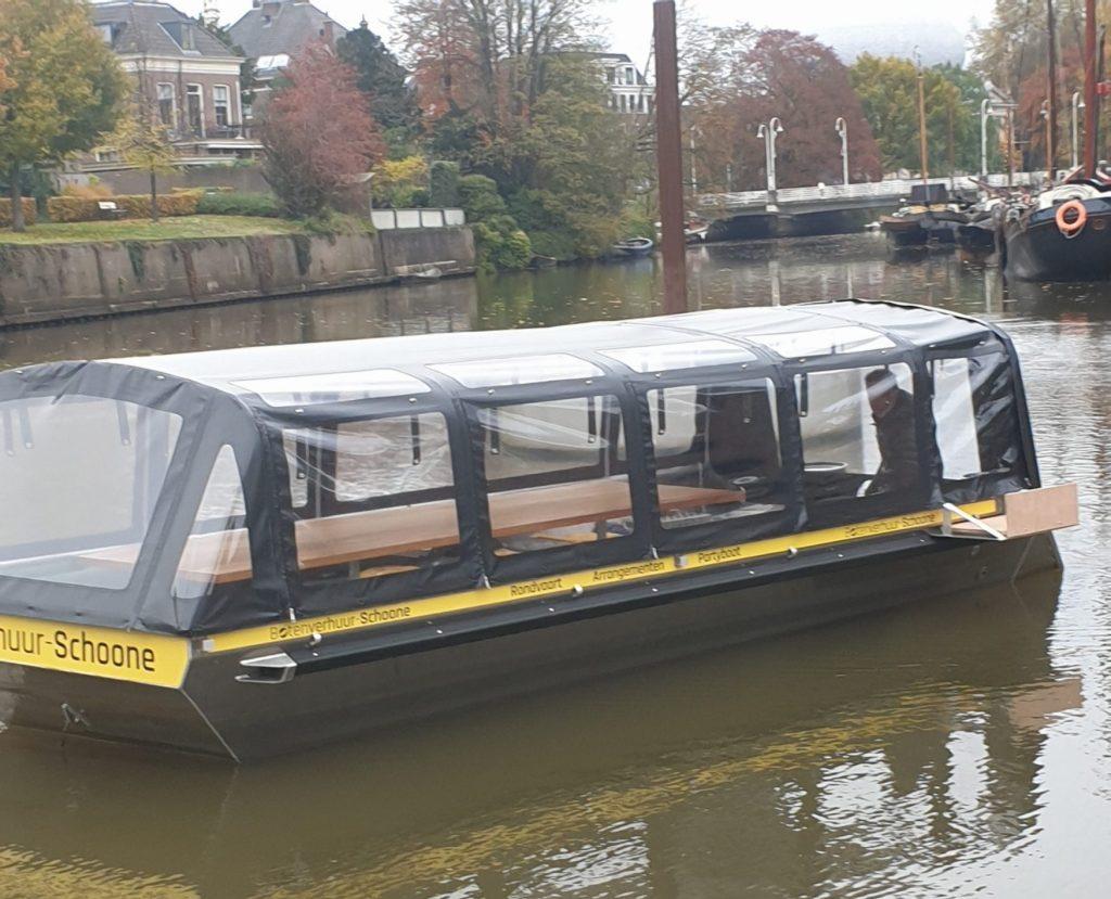 Partyboot Botenverhuur-schoone